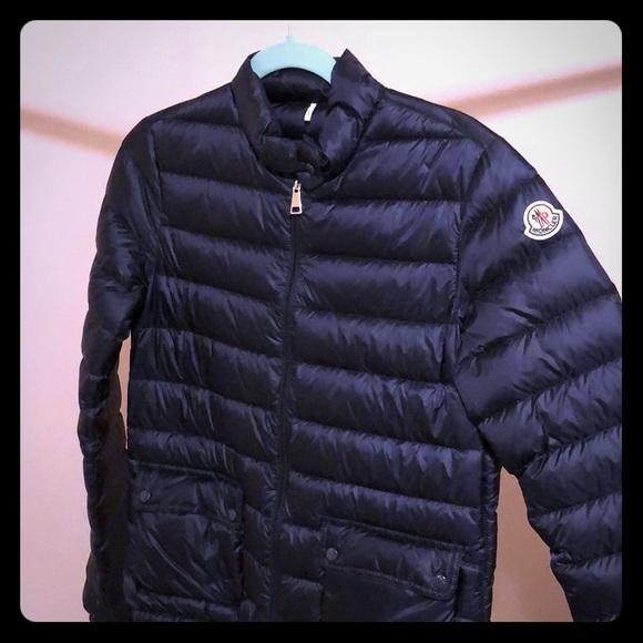 9c8f9aeef 'Lans' Water Resistant Short Down Jacket Moncler